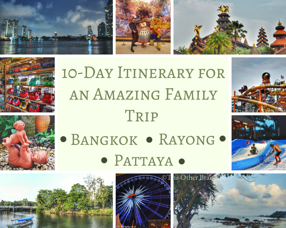 This itinerary will take you to Angkor Wat in Siem Reap and the Great  Palace, Wat Arun, and Khao San in Bangkok, among others.